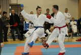 Europos olimpinės karatė čempionate du lietuviai iškovojo po pergalę