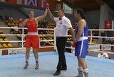 G.Diekontaitė – Europos jaunimo bokso čempionė!