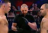 MMA turnyre Rusijoje V.Valujevas pralaimėjo gerokai sunkesniam varžovui