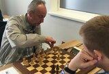 Lietuvos šachmatininkai olimpiadoje atsilaikė prieš galingą Rumunijos rinktinę