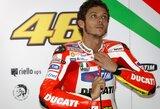 """V.Rossi: """"2013 metų """"MotoGP"""" sezoną pradėsiu būdamas antruoju komandos lenktynininku"""""""