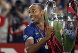 """Futbolininkai, perėję iš """"Arsenal"""" į """"Barceloną"""": pakilimai ir nuopuoliai"""