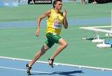 Bėgikas S.Guogis laimėjo lengvosios atletikos varžybas Baltarusijoje