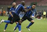 """""""Inter"""" užtikrintai susitvarkė su """"Napoli"""""""