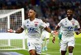 """Įspūdingai žaidę """"Lyon"""" Prancūzijos pirmenybėse pelnė šešis įvarčius"""