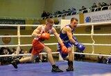Kaune prasideda A.Šociko vardo tarptautinis bokso turnyras