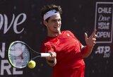 ATP 250 turnyre Čilėje – sensacingas 19-mečio triumfas