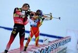Antra pergalė iš eilės: J.T.Boe laimėjo ir bendro starto lenktynes