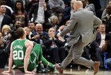 """Buvęs NBA žaidėjas, patyręs panašią traumą kaip G.Haywardas: """"Jis dar šį sezoną gali grįžti į aikštę"""""""