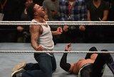 Buvęs vartininkas WWE ringe debiutavo pergalingai