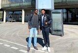 """""""Žalgirį"""" Stambule palaikys žinomas NBA žaidėjas"""