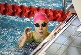 Baltijos plaukimo čempionate lietuviai džiugino medaliais ir asmeniniais rekordais