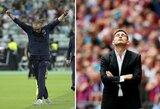 """""""Chelsea"""" sprendžia ateities problemas: kas stabdo M.Sarri išvykimą į Turiną ir derybas su F.Lampardu?"""