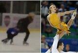 """Trenerės elgesys įsiutino olimpinę čempionę: """"Tu neturi teisės mušti vaiko"""""""
