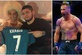 C.Ronaldo pateikė savo verdiktą prieš Ch.Nurmagomedovo ir J.Gaethje kovą