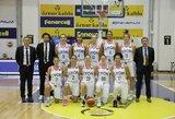 38 M.Johannes taškų neužteko – J.Jocytės klubas pralaimėjo trilerį Eurolygoje