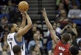 """""""Heat"""" laimėjo Minesotoje ir pagerino komandos rekordą"""