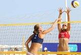Tinklininkės U.Andriukaitytė ir I.Zobnina Kambodžoje nepateko į ketvirtfinalį