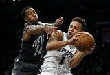 """Laukiant K.Leonardo sugrįžimo """"Spurs"""" neteko dar vieno puolėjo"""