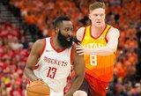"""""""Rockets"""" užtikrintai susigrąžino pranašumą"""