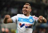 """Prancūzijoje – paskutinėmis sekundėmis išplėšta """"Marseille"""" pergalė"""