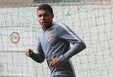 """Monaco"" už K.Mbappe nori 190 mln. eurų"