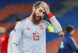 """""""Real"""" priėmė sprendimą dėl S.Ramoso ateities"""