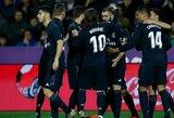"""Dešimtyje rungtyniauti likęs """"Real"""" vietiniame čempionate iškovojo užtikrintą pergalę"""