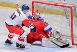 Čekai pralaimėjo rusams, bet tapo Euroturo turnyro nugalėtojais