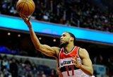 """Traumuotą D.Exumą """"Jazz"""" sieks pakeisti """"Wizards"""" krepšininku"""
