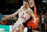 V.Fridzonas pakartojo rezultatyvumo rekordą, CSKA po spurto lemiamu metu susitvarkė su serbais