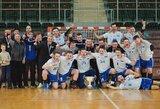 "LRF taurės finale – ""Šviesos"" ir ""Cascados HC-Garliavos SM"" triumfas"