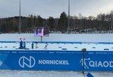 Žiemos universiados sprinte J.Traubaitė finišavo 16-a