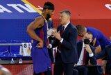 """""""Barcelona"""" prieš rezultatyvaus A.Gudaičio ekipą pratęsė pergalių seriją"""