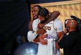 """A.Davisas planuoja su """"Lakers"""" sudaryti naują kontraktą"""