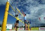 Lietuvos kultūros sostinėje vyks EEVZA paplūdimio tinklinio čempionato etapas