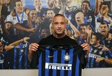 """""""Inter"""" dėl drausmės pažeidimų suspendavo R.Nainggolaną"""