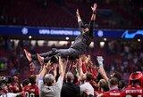 """""""Liverpool"""" ketina įteikti J.Kloppui naują pelningą kontraktą"""
