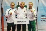 Europos moterų bokso čempionate lietuvės liko be pergalių