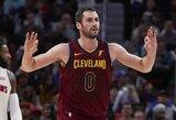 Devyni NBA krepšininkai, kurie gali pakeisti komandas