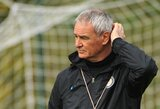 "C.Ranieri stojo prie  ""Monaco"" ekipos vairo"