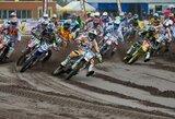A.Jasikonis antrajame Olandijos motokroso čempionato etape – 8-as