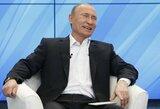 V.Putiną pradžiugino teismo sprendimas, išteisinti sportininkai tikisi suspėti į olimpiadą