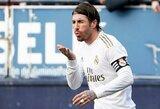 """""""Ramosai, dvėsk"""" – Madrido """"Real"""" kapitonas išgyveno tikrą pragarą"""