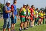 Siekiama suvienodinti sąlygas paraatletams ir sveikiesiems sportininkams