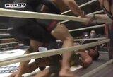 """Rizin 27"" turnyre – rekordinis nokautas per 6 sekundes"