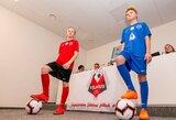 """Siekdamas ugdymo kokybės, FK """"Vilnius"""" kuria savo futbolo mokyklą"""