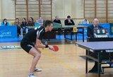 T.Mikučiui nepavyko įveikti stalo teniso turnyro Lenkijoje kvalifikacijos