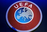 Iš UEFA gauti milijonai padės tvarkytis ir su koronaviruso padariniais