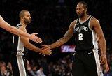 """""""Spurs"""" geriausio pasiūlymo gali sulaukti iš """"Celtics""""?"""